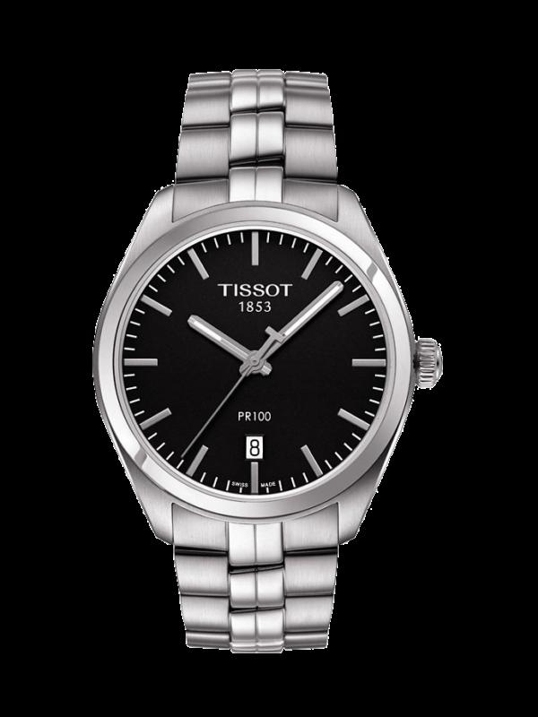 Tissot T-Classic PR 100  T101.410.11.051.00 Herrenuhren