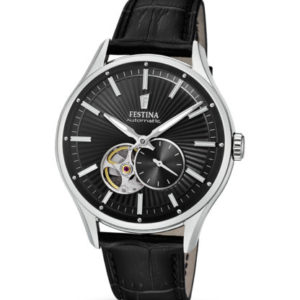 FESTINA Herren-Armbanduhr Automatik F16975/3 Festina