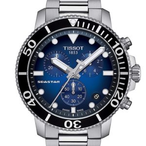 Tissot T120.417.11.041.01 Herren-Taucheruhr Chronograph Seastar 1000 Herrenuhren