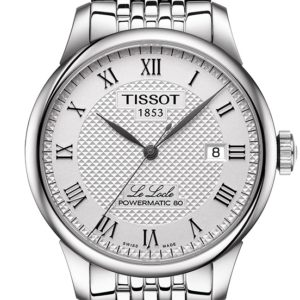 Tissot T006.407.11.033.00 Herrenuhr Le Locle Automatic Powermatic 80 Herrenuhren