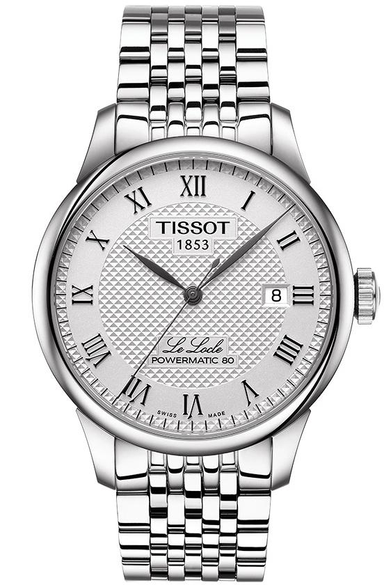 Tissot T006.407.11.033.00 Herrenuhr Le Locle Automatic Powermatic 80 Herrenuhren