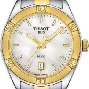 Tissot PR 100 Classic T101.910.22.111.00 Damenuhr Damenuhren