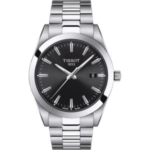 Tissot T127.410.11.051.00 Herrenuhr Gentleman Quarz Metallband