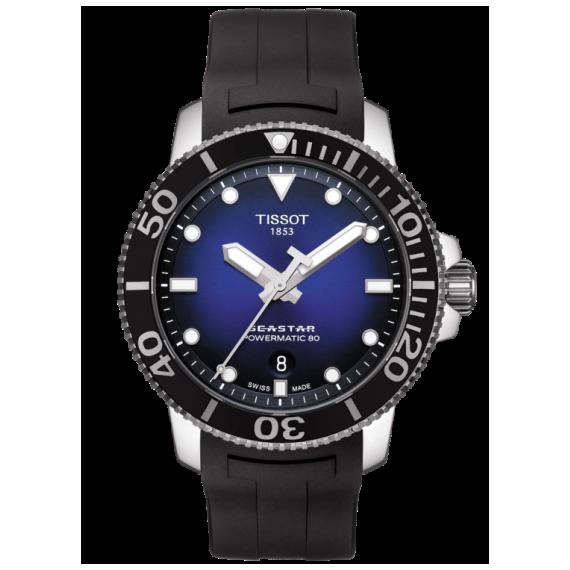 Tissot Seastar 1000 Automatic T120.407.17.041.00 Powermatic 80 Herrenuhren