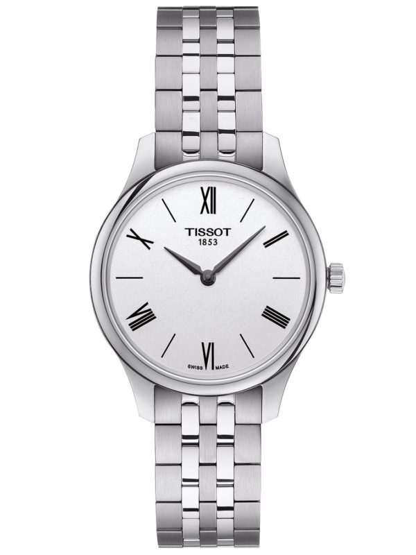 Tissot Damen-Armbanduhr Tradition 5.5 Lady T063.209.11.038.00 Damenuhren